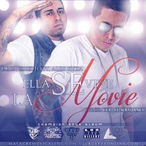 Ella Se Vive La Movie (feat. Alex Kyza)