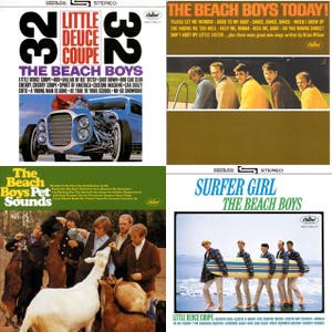 Where to Start with The Beach Boys