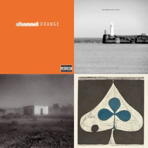 The Dropp's Best 50 Albums of 2012