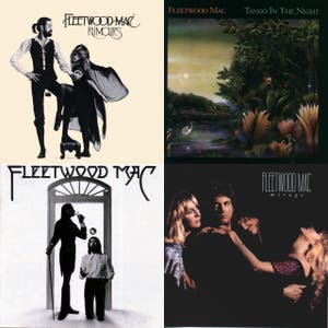 Fleetwood Mac Top Tracks