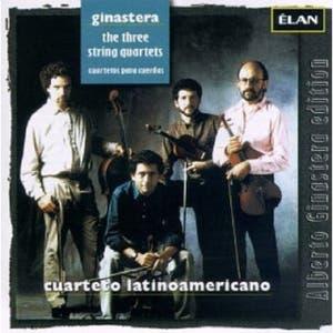Ginastera String Quartets