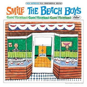 Jazz Online - Highlights from The Beach Boys SMiLE Sessions