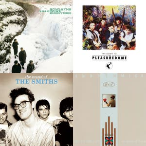 The Best of 1983 Playlist