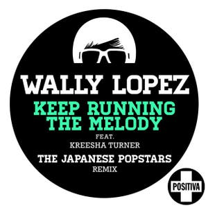 Keep Running the Melody feat. Kreesha Turner [The Japanese PopStars Remix]