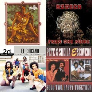 Latin Roots 9: 70's Latin Rock w/ Felix Contreras