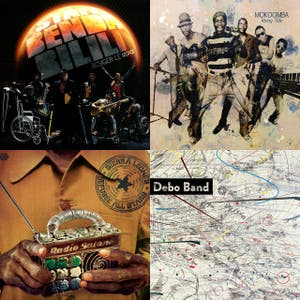 Top 10 World Music Albums Of 2012
