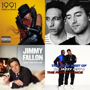 LNJF Summer Playlist