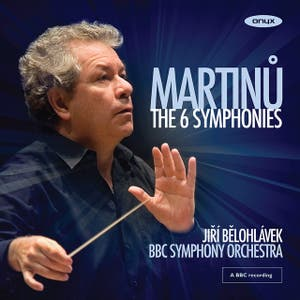 Martinů: The 6 Symphonies