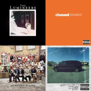 The Reporter's Top 10 Albums of 2012