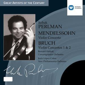 Mendelssohn: Violin Concerto - Bruch: Violin Concertos 1 & 2