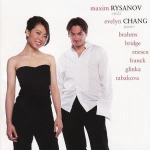 Brahms, Bridge, Enescu, Franck, Glinka & Tabakova