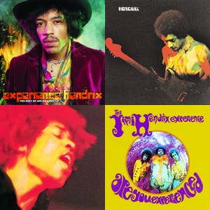 Drake's Top Jimi Hendrix Songs
