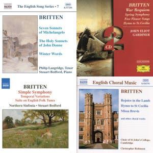 Britten centenary 2013