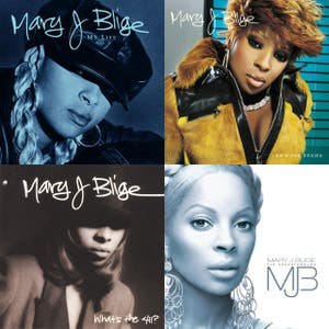 Thread's Mary J Blige Favs