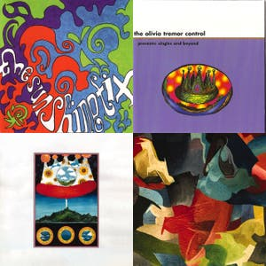 Some of My Very Favorite Songs by The Olivia Tremor Control and The Sunshine Fix
