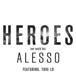 Alesso Heroes (we could be) Lyrics