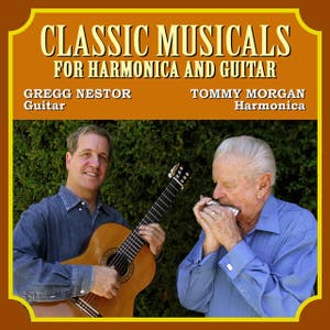 Classic Musicals for Harmonica and Guitar