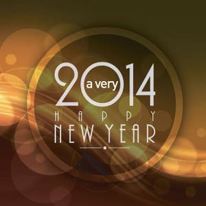 A Very Happy New Year 2014 - Auld Lang Syne and Other Holiday Favorites to Ring in 2014!