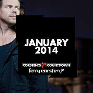 Ferry Corsten presents Corsten's Countdown January 2014