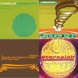 Stereolab Favorites