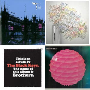 Spotify Staff Picks - Best of 2010