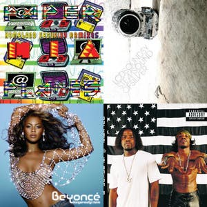Top 500 Tracks of the 2000s