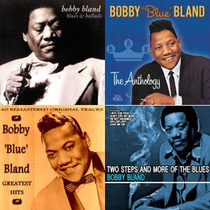 "THE ABSOLUTE BEST OF BOBBY ""BLUE"" BLAND"