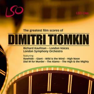 Dimitri Tiomkin - The Greatest Film Scores