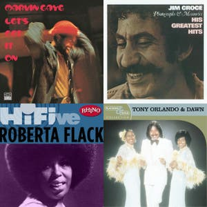 Reunion Weekend '73 Playlist