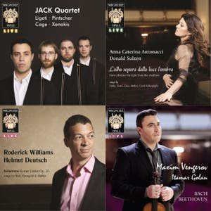 Wigmore Hall Live series