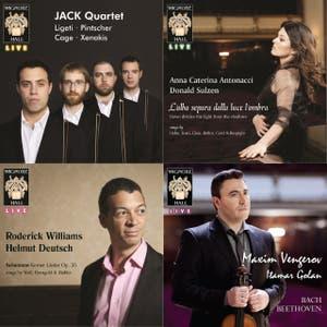Wigmore Hall Live series