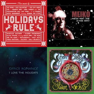 DailyCandy Jams v.84 - Holiday 2012 Edition