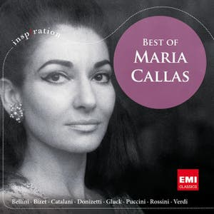 Best of Maria Callas - International Version