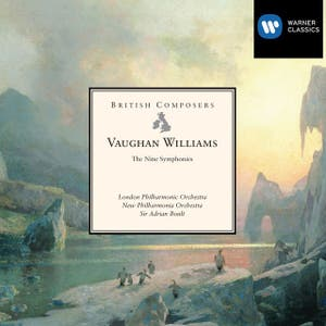 Vaughan Williams: The Nine Symphonies