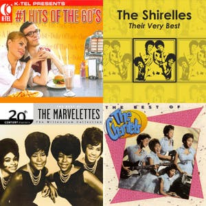 The Ultimate Girl Group Playlist