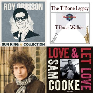 Rock and Roll Hall of Fame: Inductees Valentine's Day Playlist