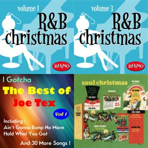 Christmas With Soul - Clarence Carter, King Curtis, Otis Redding, Joe Tex, Carla Thomas, Solomon Burke, Booker T., The MGs, William Bell, Percy Sledge, Brook Benton James Brown