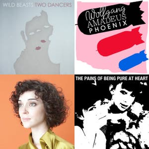 Drownedin2009 - Albums of the Year - longlist
