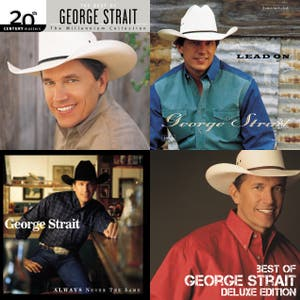 The List: George Strait