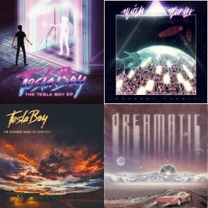 Best of synthwave/nu-disco