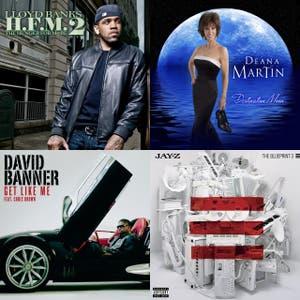 luxury car playlist