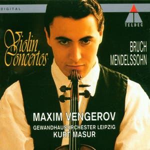 Mendelssohn ViolinC Vengerov