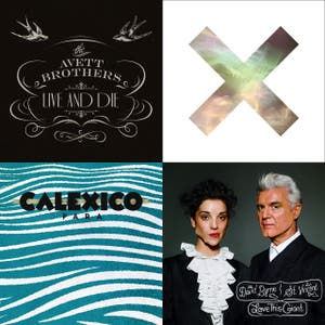 Songs of the Week September 10, 2012