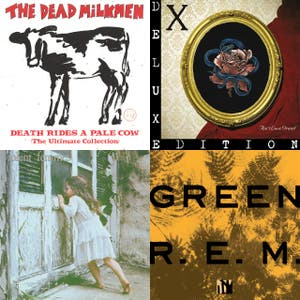 Rhino Love Songs: Alternative - R.E.M., The Dead Milkmen, X, Violent Femmes, The dB's, Poster children, Pretenders, Morrissey, Big Star, Tuff Darts, Tom Verlaine, Redd Kross, The Breeders