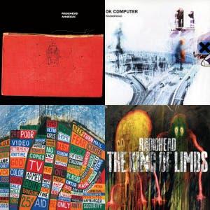 Radiohead 2012 tour mix