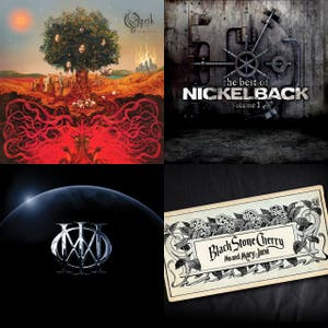 Roadrunner's Week In Rock & Metal: March 7, 2014