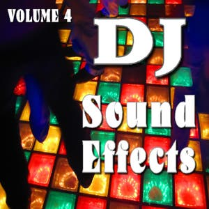 DJ Sound Effects Rock Drums, Vol. 4