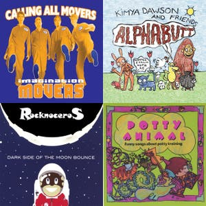 Music for Potty Training