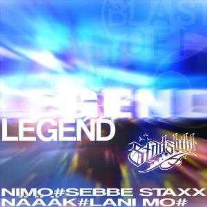 Legend (feat. Nimo, Sebbe Staxx, Näääk & Lani Mo)