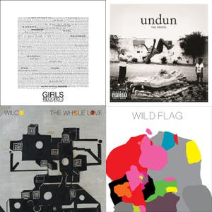 Best albums of 2011 sampler by Thomas Conner